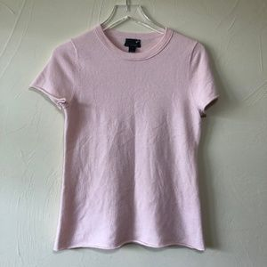 J. Crew Collection | 100% Italian Cashmere T Shirt